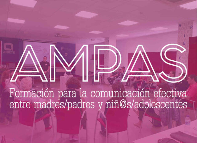 AMPAS – Formación para la «Comunicación Efectiva» con niños y adolescentes